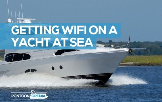 do superyachts have wifi