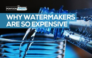 why watermakers are so expensive
