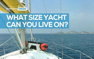 What Size Yacht Can You Live On